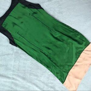 Marni Colorblock Shift Dress Summer Edition 2012